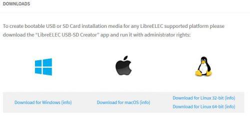 Как установить LibreELEC на HTPC - легковесная операционная система Kodi