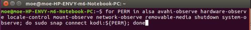 Как установить приложение Kodi snap в Ubuntu - Установка пакета Kodi Snap