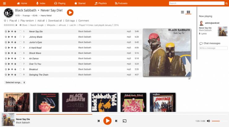 9 лучших вариантов программного обеспечения музыкального сервера: создайте свой собственный Spotify