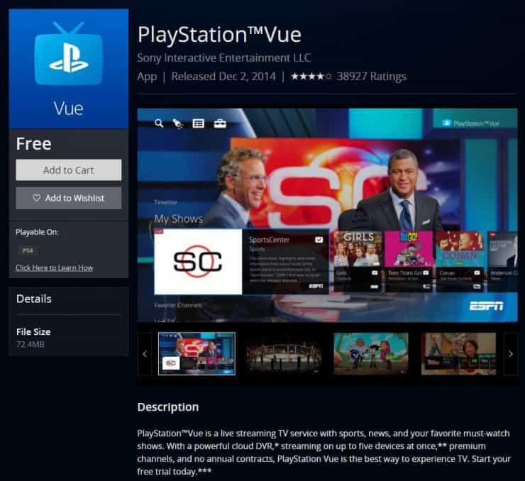 12 лучших потоковых приложений для PS4 - потоковые приложения PlayStation 4 2017