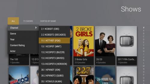Поддержка Plex DVR Live TV: Plex добавляет прямое телевидение к Plex DVR