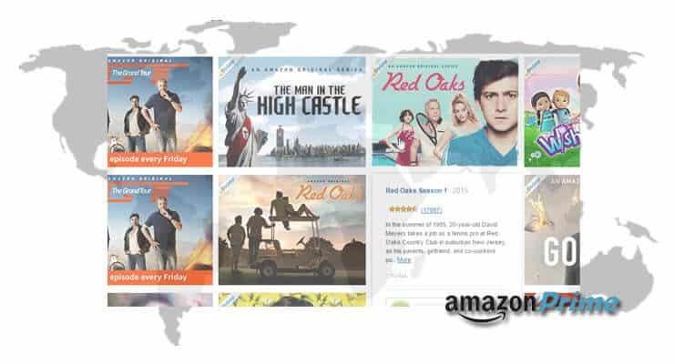 Оригинальные шоу Amazon Prime теперь доступны по всему миру