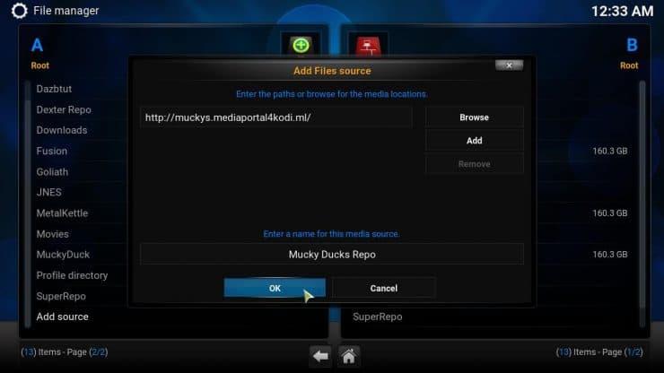 Руководство: Установите Kodi 123Movies Addon на свой медиацентр