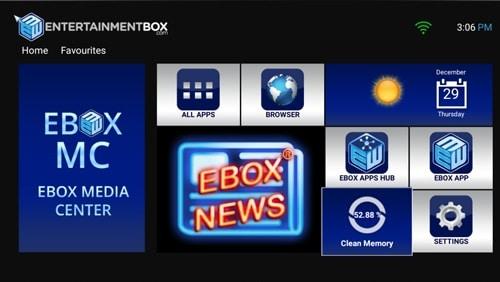 Обзор Ebox T8 V Smart Box - HTPC-решение на базе Android