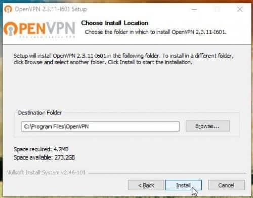 Руководство: Как установить OpenVPN на Windows HTPC