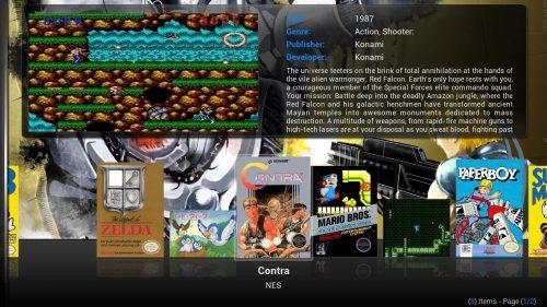 Руководство: Как установить аддон Kodi ROM Collection Browser