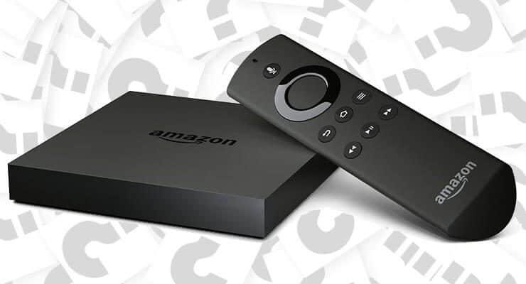 Продукты Amazon Fire TV могут быть обновлены в ближайшее время