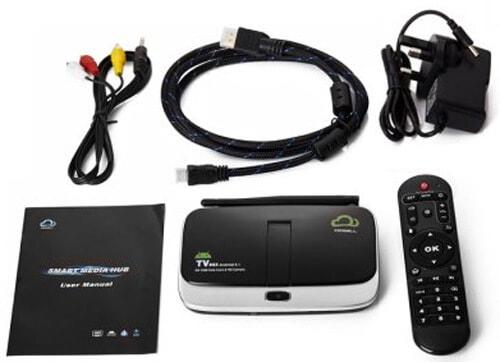 Краткий обзор CoolWell V4: ТВ-бокс Octa-Core с камерой