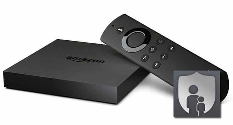 Родительский контроль Amazon Fire TV теперь позволяет использовать PIN-код