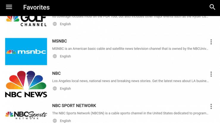 Установите mobdro на Fire TV: прямая трансляция (метод adbLink)