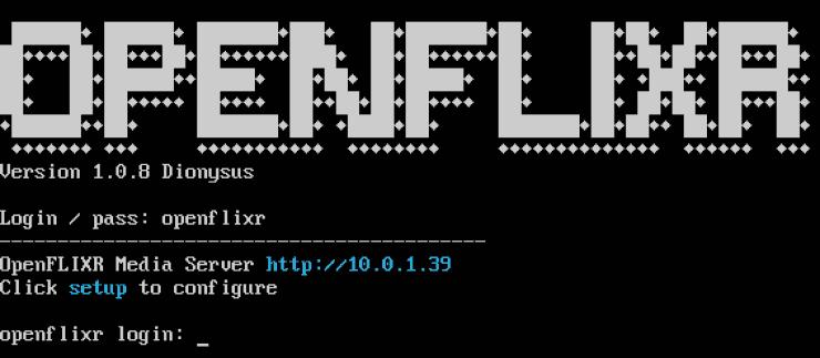 Мечта обрезки шнуров «все в одном»: OpenFLIXR Media Server