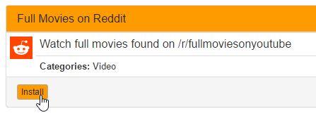 Руководство: Как установить Plex Full Movies на канал Reddit