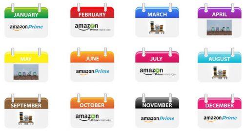 Ежемесячная подписка на Amazon Prime теперь стала реальностью
