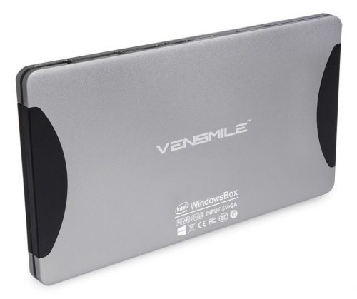 Быстрый обзор Vensmile W10: Тонкий Windows HTPC Box