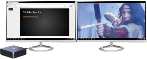 Быстрый обзор ASUS ChromeBox M004U: легкая коробка HTPC