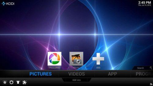 Краткий обзор Tayun S9: четырехъядерный плеер с KodiOS