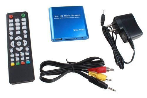 Краткий обзор AGPtek Blue Mini: портативный HTPC для локальных медиа