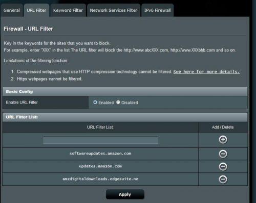 Блокировка автоматического обновления Amazon Fire TV (без рута) - Метод 2