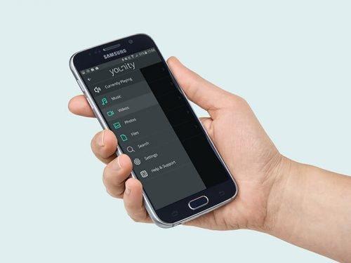 Younity для Android: подключите еще больше устройств