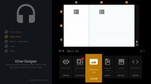 Обзор Kodi KOver Skin: создайте свой собственный скин Kodi
