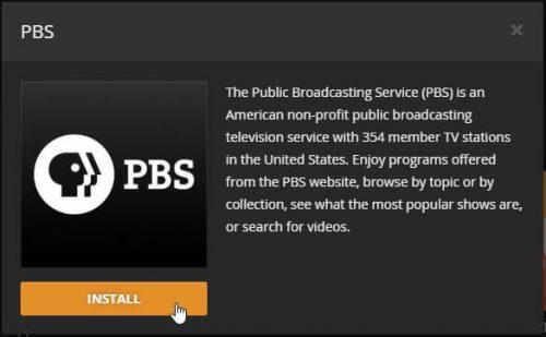 Руководство: Как установить Plex PBS Channel на ваш медиасервер