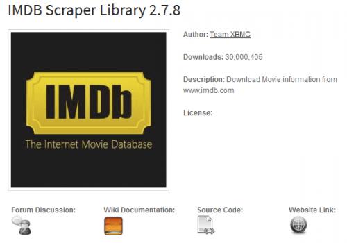 XBMC представляет новый сайт аддонов XBMC