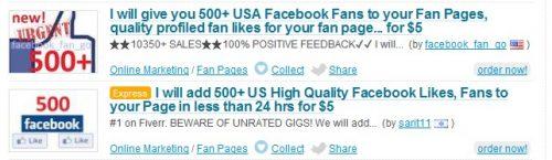 Стоит ли покупать Facebook Likes для своей фан-страницы?