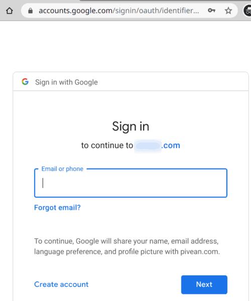 Google OAuth Tutorial для Docker и Traefik - аутентификация для сервисов