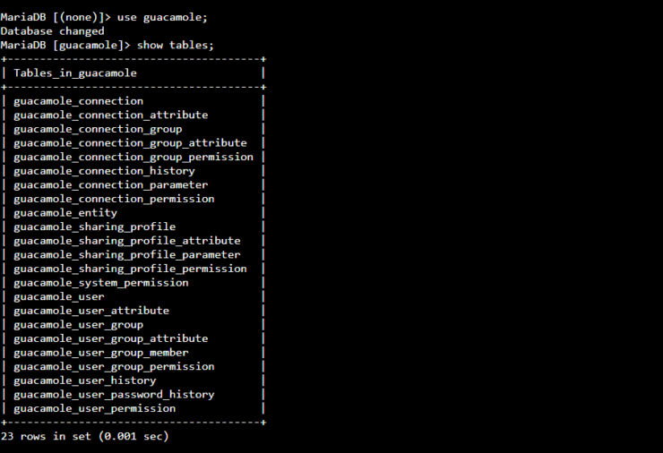 Установите Guacamole на Docker - VNC, SSH, SFTP и RDP, как босс!