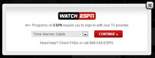 Как исправить ошибку сценария и заставить работать XBMC ESPN addon?