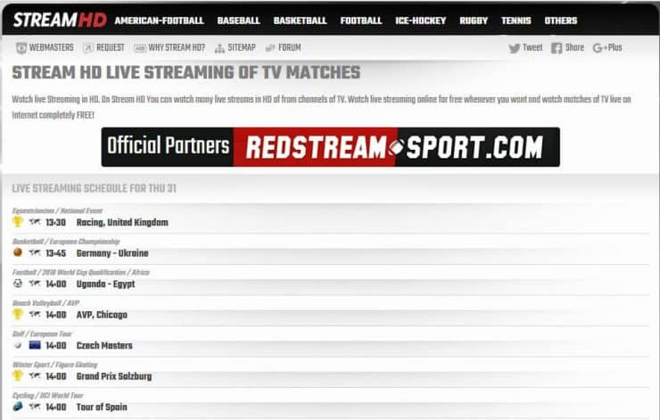 12 лучших сайтов для бесплатного просмотра футбола колледжа онлайн в 2019 году