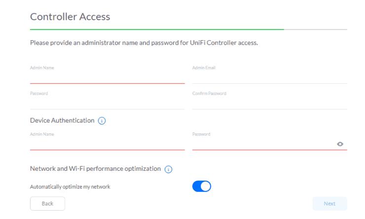 Переместите UniFi Controller на новый хост без потери настроек