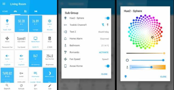 5 лучших приложений для Android для Home Assistant - Пульт дистанционного управления вашим домом