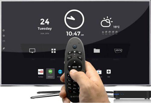 Обзор WeTek Play: больше, чем Android TV box