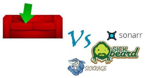 CouchPotato против SickBeard, SickRage или Sonarr для начинающих