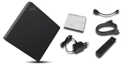 Обзор Beelink i68: производительность Octa-Core и отличная цена