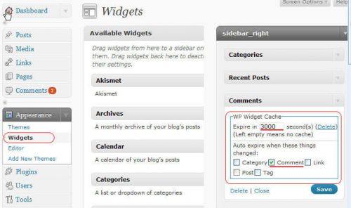 Три простых шага для повышения производительности и снижения пропускной способности блога WordPress