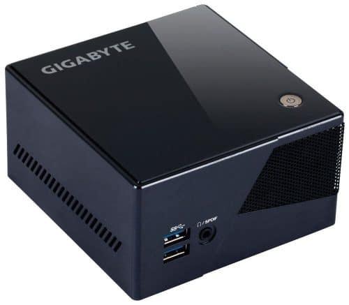 Обзор Gigabyte Brix Pro: мощный центр для вашего HTPC