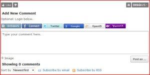 Disqus против Livefyre против Facebook Комментарии - Какой выбрать?