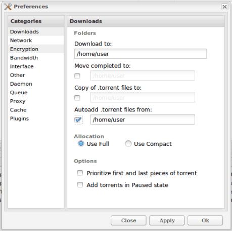 Установите веб-интерфейс в Ubuntu