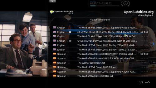 Руководство: Как добавить субтитры Kodi в ваши потоки и фильмы
