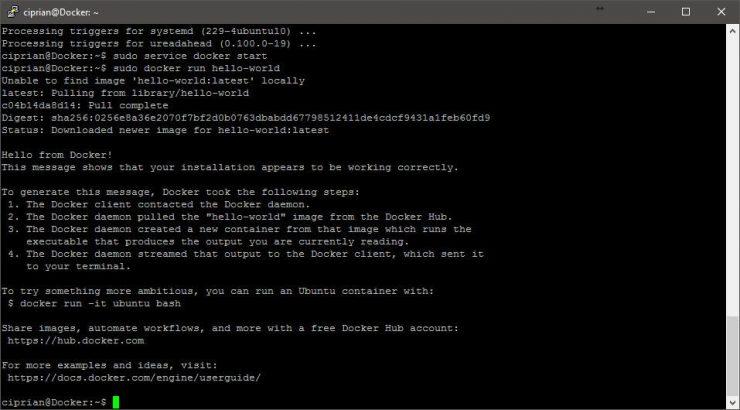 Руководство: Установите Docker в Ubuntu 16.04 для запуска приложений в контейнерах
