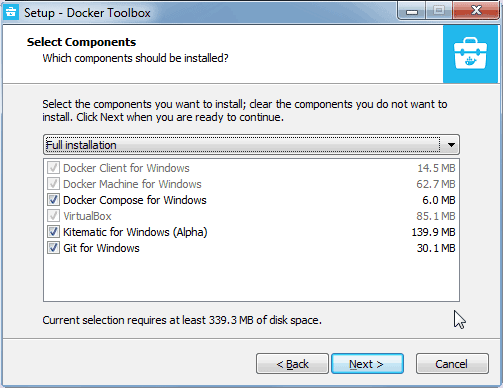 Установить Kitematic для Windows 10, 8 и 7 всех выпусков? GUI для Docker