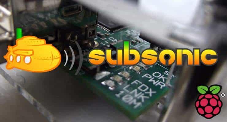 Настройка Subsonic с Raspberry PI 3 - Сервер потоковой передачи мультимедиа