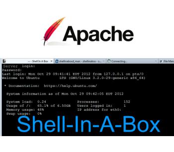 5 простых шагов для повышения безопасности Shellinabox