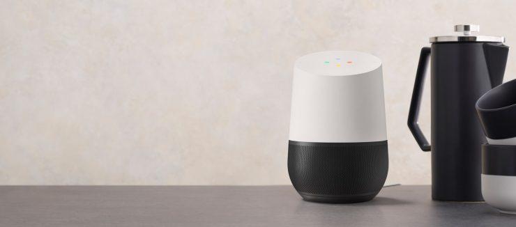 Обновления приложения Google Home: назначить Google Home различным комнатам
