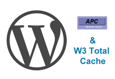 Альтернативный PHP Cache (APC) с W3 Total Cache для WordPress