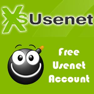 Как получить бесплатный аккаунт Usenet с XSUsenet?