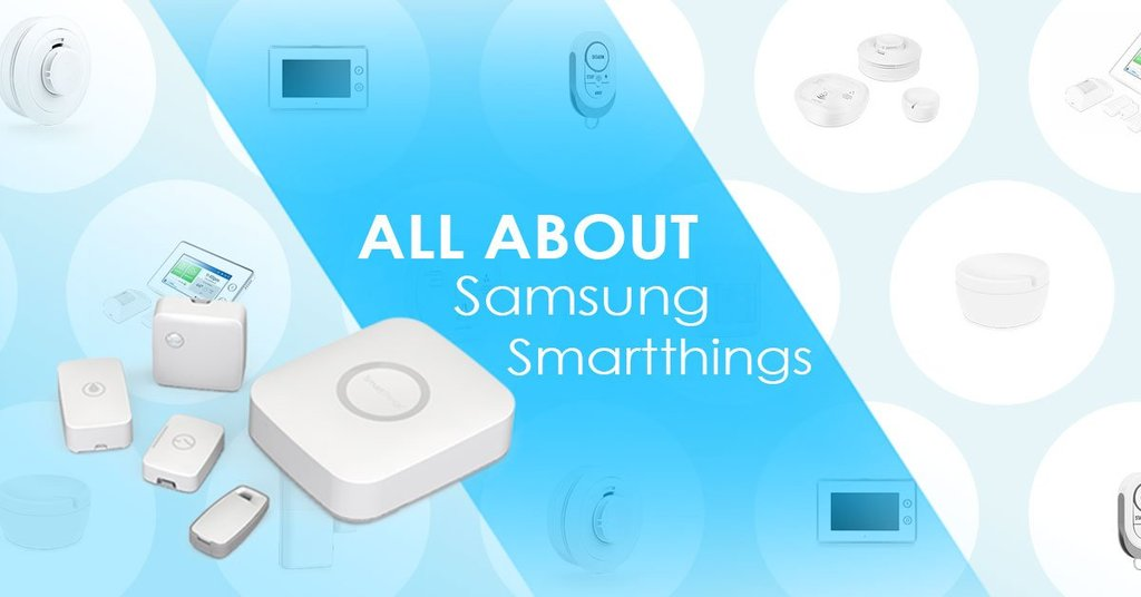 Все о Samsung SmartThings