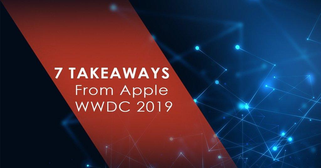 7 ключевых выводов Apple WWDC 2019: домашняя автоматизация и многое другое